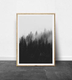 Black and White Prints Black and White by ThePrintableStudio