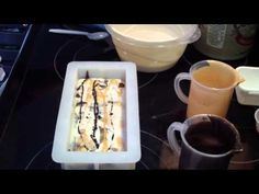 Making & Cutting Suit & Tie Handmade Soap - YouTube