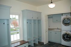 Mudroom Laundry Room Design Ideas, Pictures, Remodel, and Decor - page 5