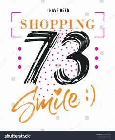 Slogan, Fashion Prints, Printer, Girl Fashion, Illustration, Happy, Fun, Kids, Image