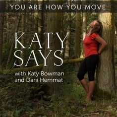 Listen to Katy Says with Katy Bowman episodes free, on demand. Noted biomechanist Katy Bowman's podcast takes on health, alignment and how to Move Your DNA in order to deal with the mechanical causes of ailments and poor health. Listen to over 65,000+ radio shows, podcasts and live radio stations for free on your iPhone, iPad, Android and PC. Discover the best of news, entertainment, comedy, sports and talk radio on demand with Stitcher Radio.