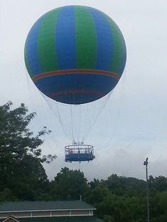 Balloon ride. Pigeon Forge Tennessee Gatlinburg Weddings, Gatlinburg Tn, Honeymoon Ideas, Vacation Ideas, Places To Travel, Places To Go, Pigeon Forge Tennessee, Smokey Mountain, Mountain Vacations