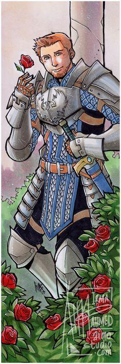 DA - Summer Knight by aimo.deviantart.com on @deviantART