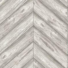 Herringbone Textured Wallpaper