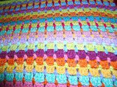 The 8th Gem - block stitch