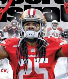 4752495fe 49ers  Richard Sherman one of four NFL players to be featured on Sports  Illustrated cover