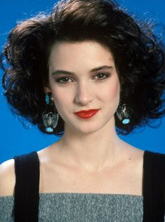 Winona Ryder - Heathers. I actually hate the hair here but still such fond memories of how I lived for this movie.