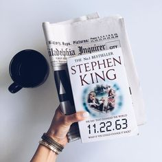 Stephen King is somewhat of a wildcard  his stories/books are either phenomenal or just plain nonsense lol. I love him deeply though and absolutely love his writing style and imagination. This book - 11/22/63 -  is the best I've read so far this year. It's got it all - time travel exploration of the butterfly effect history course correction and of course Stephen King fairy dust. . 11/22/63 is about a young man discovering a secret gateway to the past in a store pantry. He gets transported…