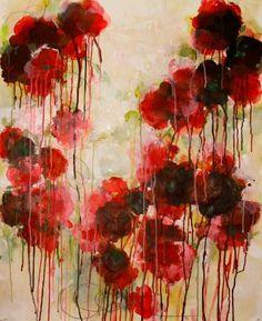 "Saatchi Art Artist Gaby Silva Bavio; Painting, ""Cascadas 9"" #art"