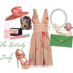 This would hve been perfect outfit for Scottsdale Polo event this past wwkend!!! A Day at the Races, created by renamichelle on Polyvore