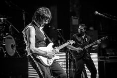 Brian Wilson, Jeff Beck, Behind the Scenes, Beacon Theater, New York, Tuesday 15th, 2013