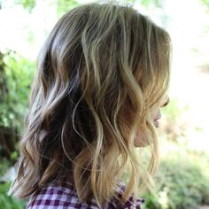Balayage by Caitlin, cut and style by Jesse - NOELLE