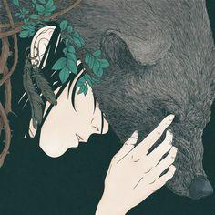 """""""Je suis d'ailleurs"""" by Alcest"""