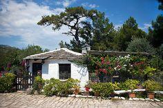 Aliki Cottage on the beautiful island of #Thassos.  #Travelphotography #Photography