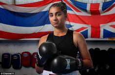 Ambreen Sadiq - Muslim Boxer