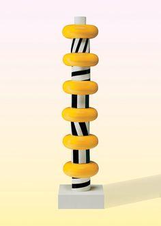 totem signalétique ODALISCA SOTTSASS by Ettore Sottsass MIRABILI Arte d'Abitare