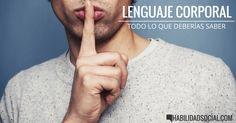 ¿Sabías que muchas relaciones fracasan por la comunicación no verbal? Descubre en este artículo las claves del lenguaje corporal y gestos de la cara.