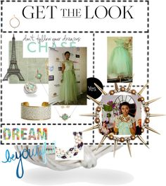 """""""Get The Look"""" by ourdesignpages ❤ liked on Polyvore"""