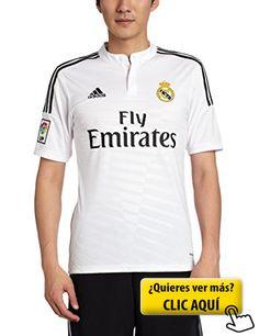 adidas Real Madrid C.F. 2014/2015 Local - Camiseta... #real #madrid