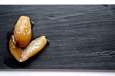 Escalonias confitadas #homemade #gastronomy #design #foodporn