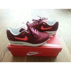 Nike Air Max 1 PRM Burgundy Camo 6bf5746115540