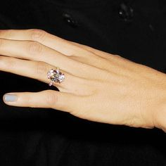 Blake Lively's Engagement Ring....yup I'll take a version of this