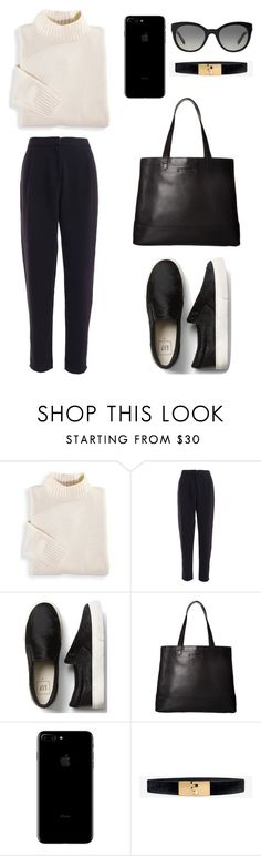 """""""Winter Business"""" by beautyguru-secrets on Polyvore featuring Blair, SOREL, White House Black Market and Burberry"""