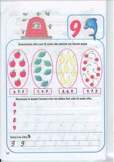 Carte Educativa Pentru Prescolari Activitati Matematice 5 7 Ani Math For Kids, Iris, Knowledge, Bullet Journal, Activities, School, Geo, Gabriel, Archangel Gabriel