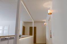 60-lukua henkivät seinävalaisimet ja modernit valonauhat yhdistävät alkuperäistä ja modernia. http://www.winled.fi/