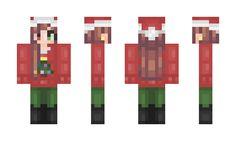 Best Minecraft Skins Images On Pinterest Firearms Gun And Guns - Skin para minecraft pe de navidad