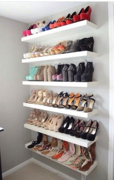 Shoe collection. 90% HIGH HEELS