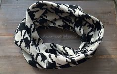 Child's infinity scarf! Go check out this website! Lots of cute stuff for kids!  http://tinybowsandarrows.bigcartel.com/products