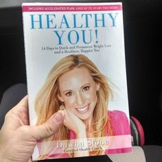 """Healthy You! Book Review and Giveaway by """"The Everyday Warrior"""" (http://www.pinterest.com/warriorbetsy/)"""