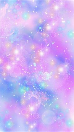 By Artist Unknown🇺🇸. Whats Wallpaper, Unicornios Wallpaper, Rainbow Wallpaper, Colorful Wallpaper, Wallpaper Backgrounds, Glitter Phone Wallpaper, Galaxy Wallpaper Iphone, Cute Wallpaper For Phone, Cellphone Wallpaper