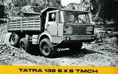 Tatra T138 6x6 TMCH Busse, Central Europe, Czech Republic, Motor Car, Wave, Motorcycles, Trucks, Star, Vehicles