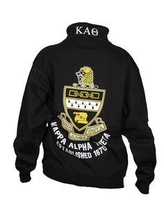 Pin it to Win it: Kappa Alpha Theta- my absolute favorite sweatshirt that I own!