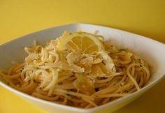 Citromos spagetti
