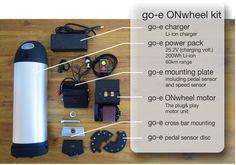 ONwheel Complete Kit | go-e