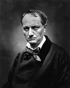 Charles Pierre Baudelaire (9 de abril de 1821 - 31 de agosto de 1867) fue un poeta, crítico de arte y traductor francés. Fue llamado poeta maldito, debido a su vida de bohemia y excesos, y a la visión del mal que impregna su obra.