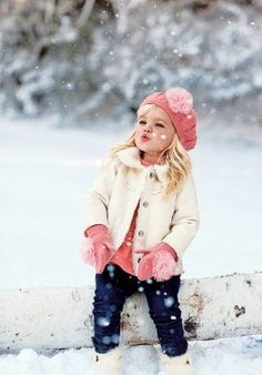 Cute pic taken in the Winter