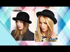 Steal Their Look: Bowler Hat - iLook - YouTube
