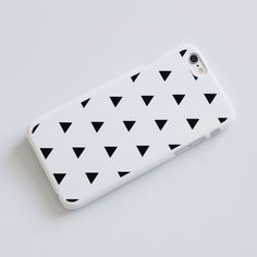 { iPhone 6/6s } | Triangle Phone Case ➳ Item Description: This is a tumblr aesthetic vibe phone case with triangles. It has a matte feel to it. It does NOT cover the front fully.   ➳ Item Details: Color: White Compatibility: iPhone 6/6s Available: 1  The price is firm, but will be discounted through bundles.  Please consider that the colors you see on your device will probably not look the same in person! This is ONLY the case. It does not come with a phone. ♡ Accessories Phone Cases