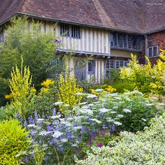 Great Dixter. I will get there one day.