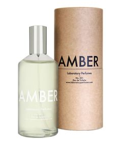 Amber Eau de Toilette by Laboratory Perfumes