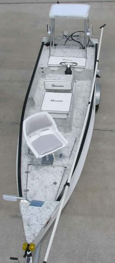 Gheenoe Manufacturing, Titusville, FL Is it still a canoe if it will push 40 mph?