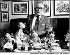 Gabriel Vargas y la familia burron