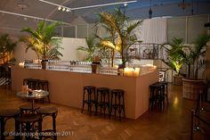 The Bar @ 1940's Themed Wedding  www.cookesfood.com.au