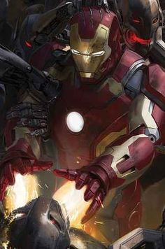 "First Footage From ""The Avengers: Age Of Ultron"" Depicts The Birth Of The Robotic Villain- Iron Man"