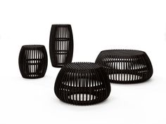 Black-Stools-Design-by-Bubo-bubo-of-mossi