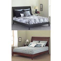 Java King-size Platform Bed